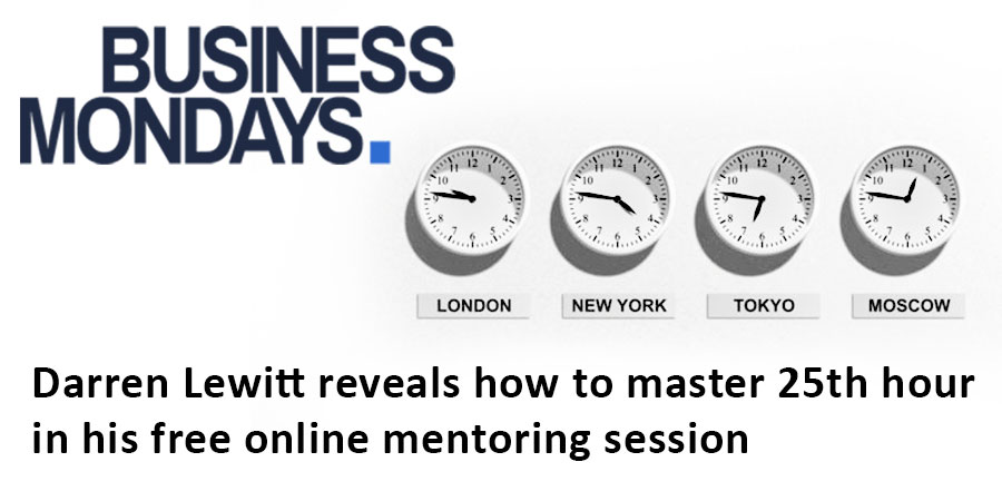Business Mondays online mentoring