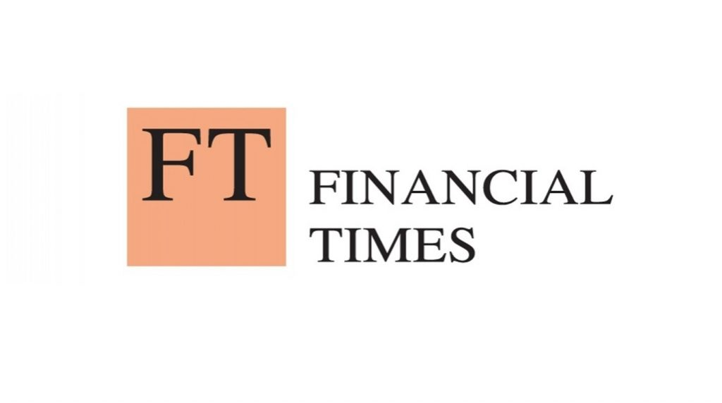 Financial Times Darren Lewitt