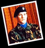 Darren Lewitt RAF